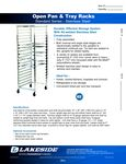 Lakeside Standard Series Spec Sheet