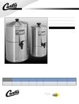 SW-1&2 Spec Sheet