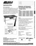 Eagle Group Open Base Table GTBBS-45