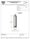 T&S B-WFC Spec Sheet