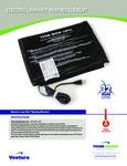 Vesture Electric LavaPac 8-3-20_Specsheet