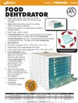 Weston Food Dehydrators