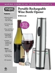 Waring WWO120 Wine Bottle Opener