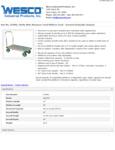 Wesco 934273602 Truck Specsheet