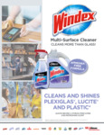 Windex Non-A Glass Cleaner Spec