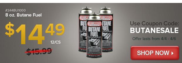 8 oz. Butane Fuel