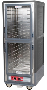 Keep Hot Food Safe And Ready To Serve With This Metro C539 HLDC 4 C5 3  Series Full Size Hot Food Holding Cabinet!