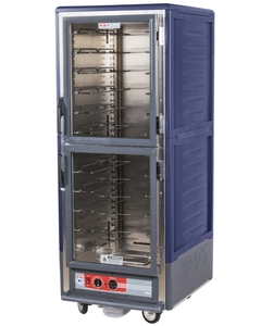 Keep Hot Food Safe And Ready To Serve With This Metro C539 HLDC U C5 3  Series Full Size Hot Food Holding Cabinet!