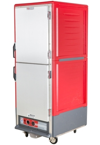 Keep Hot Food Safe And Ready To Serve With This Metro C539 HLDS 4 C5 3  Series Full Size Hot Food Holding Cabinet!