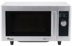 The Amana Rms10ds 1000w Commercial Microwave Oven Is A Ful Addition To Any Kitchen