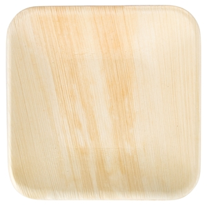 This TreeVive by EcoChoice 6\  square plate is made entirely of naturally fallen palm leaves to provide a stylish and sustainable alternative to disposable ...  sc 1 st  WebstaurantStore & TreeVive by EcoChoice 6\