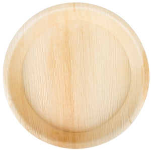 This TreeVive by EcoChoice 10\  round plate is made entirely of naturally fallen palm leaves to provide a stylish and sustainable alternative to disposable ...  sc 1 st  WebstaurantStore & TreeVive by EcoChoice 10\