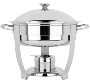 Vollrath 46503 4 Qt Orion Lift Off Small Round Chafer