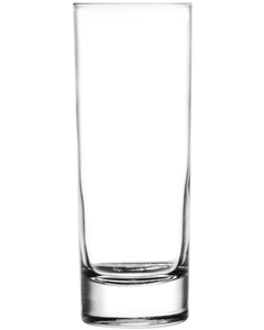great for bars lounges or casual dining this 12 oz beverage glass features a sleek narrow shape this nearly design - Libbey Glassware