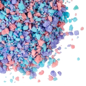 how to make cotton candy crunch