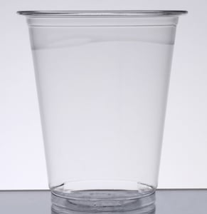 1000 Clear Plastic Cups 7oz for Water Coolers Vending Disposables Cups Sealed