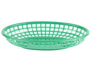 Perfect for any casual dining establishment this food basket is a unique alternative to traditional plates. From sports bars and family-style restaurants ...  sc 1 st  WebstaurantStore & Choice 9 1/4
