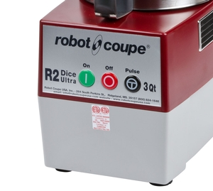 Robot Coupe  Qt Dicer Food Processor Commercial Used