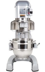 Hobart Legacy HL600-1STD 60 Qt  Commercial Planetary Floor Mixer with  Standard Accessories - 200/240V, 2 7/10 hp