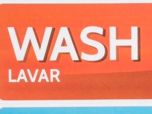 Sizzling image with regard to wash rinse sanitize printable signs