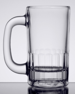 serve beer classically and simply in the anchor hocking oneida 18u 12 oz beer mug your customers will love its sturdiness and how easy it is to grasp