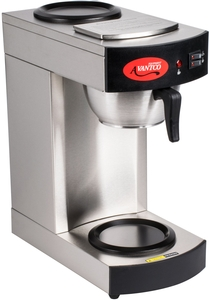 brew small volumes of delicious coffee with this avantco c10 pourover coffee maker - Coffee Brewer