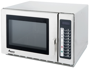 The Ful 1200w Amana Rfs12ts Commercial Microwave Oven Is Packed With Features To Meet Needs Of Medium Duty Food Service Operations