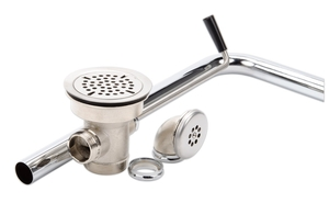 securely hold water in your sink and then drain it with ease using the regency twist handle waste valve with overflow pipe. Interior Design Ideas. Home Design Ideas
