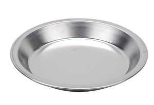 Bake your signature pies in this Vollrath 68090 Wear-Ever 11 1/4  natural finish aluminum pie plate!  sc 1 st  WebstaurantStore & Vollrath 68090 Wear-Ever 11 1/4