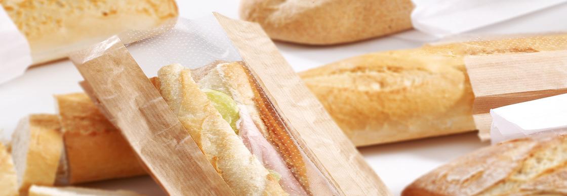Types of Plastic Food Bags
