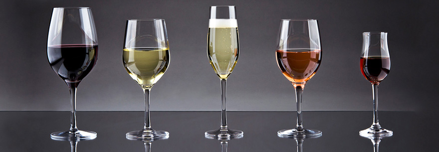 Choosing The Best Wine Glasses Types Of Wine Glasses