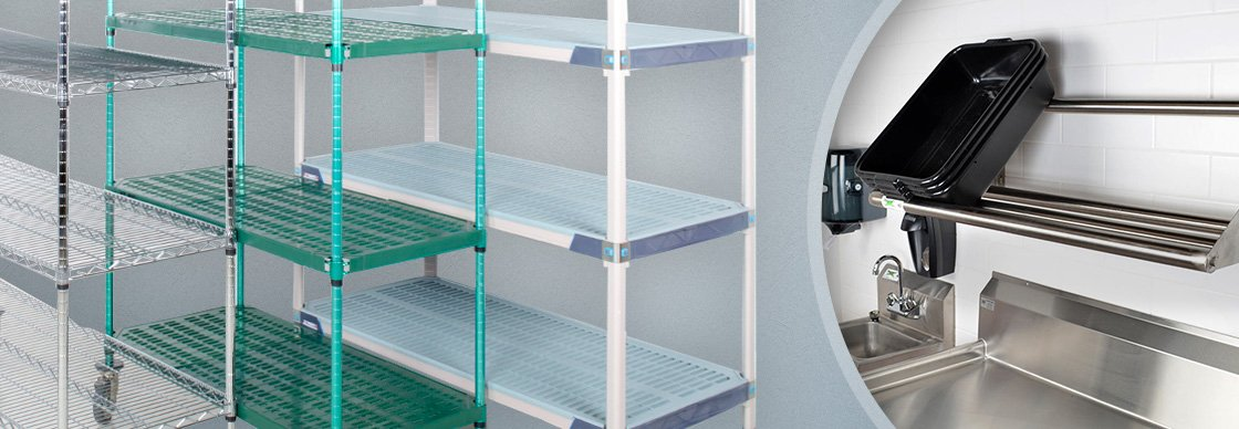 Different Types of Shelves | Shelving Buying Guide