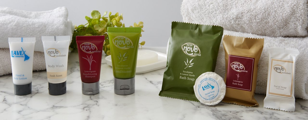 Different Types of Hotel Soaps
