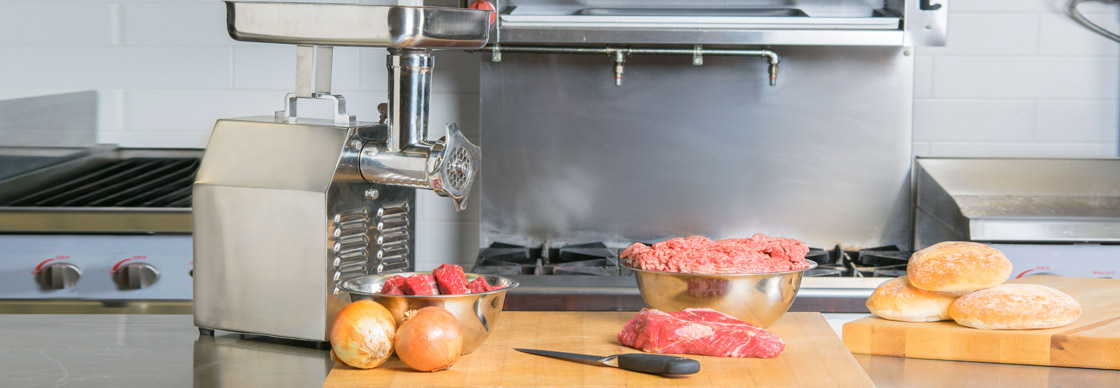 commercial meat grinder buying guide