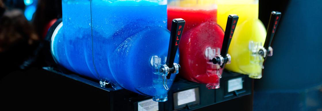 types of slushy machines - Slushie Machines