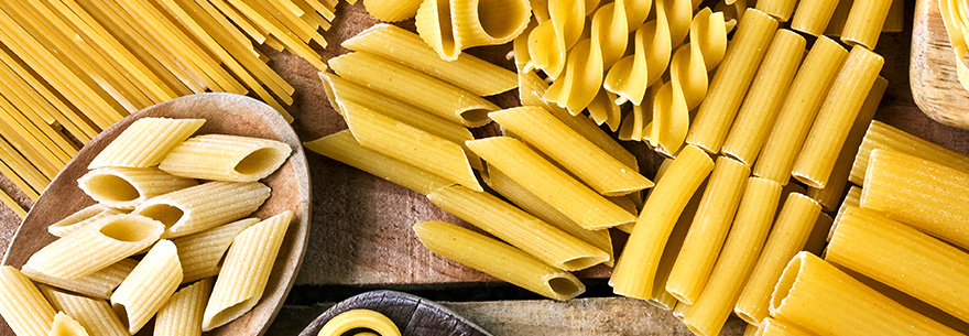 Different Types Of Pasta Noodles Pasta Shapes And Names