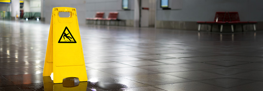 How to clean strip seal and finish your floors for How to clean cement floor