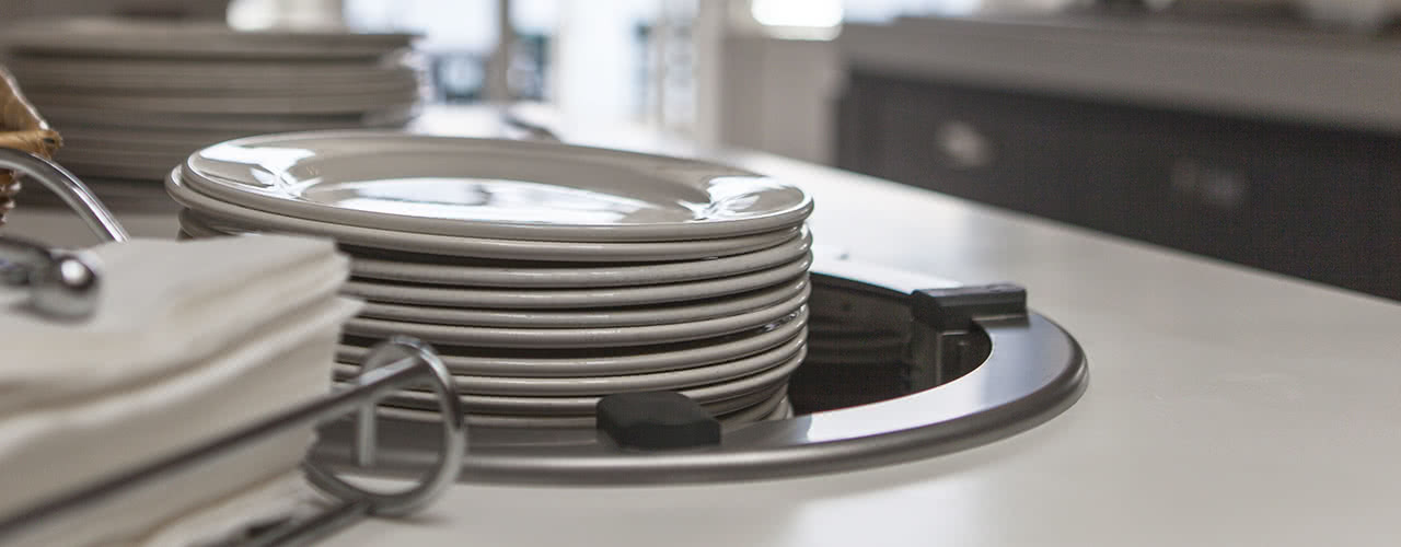 Tray Dispenser and Dish Caddy Buying Guide