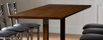 Types of Table Tops and Bases