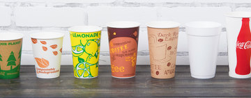 Types of Disposable Cups