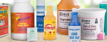 How to Choose the Right Food Service Chemicals for Your Commercial Kitchen