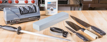 Knife Sharpeners Buying Guide