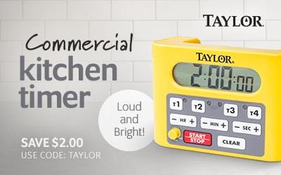 Taylor Kitchen Timer