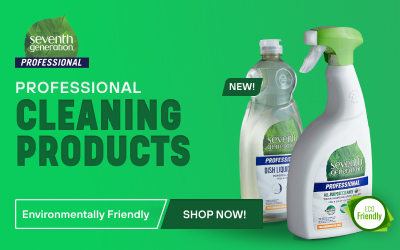 Seventh Generation Professional Cleaning Products