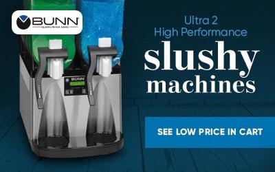 Shop Bunn Ultra 2 Slushy Machines