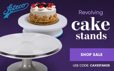 Revolving Cake Stands on Sale