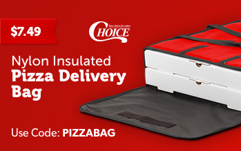 Insulated Pizza Bags