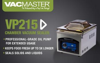 ARY VacMaster VP215 Chamber Vacuum Packaging Machine