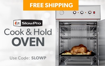 SlowPro Cook and Hold Oven