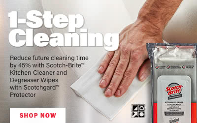 ScotchBrite Cleaning Wipes